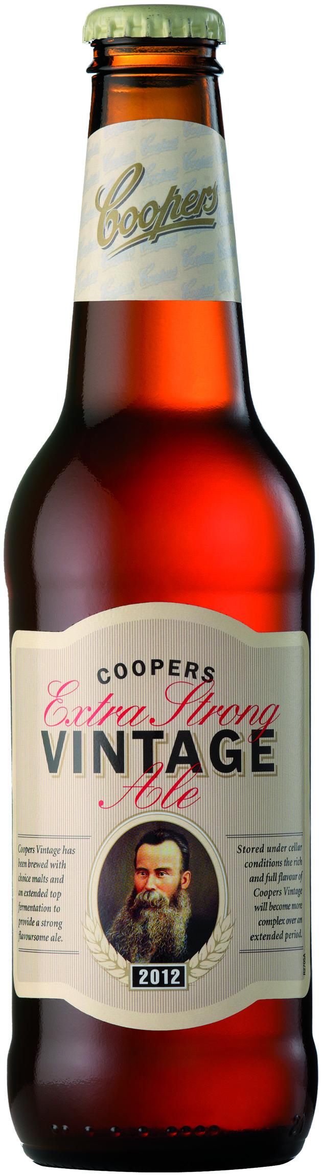 ale vintage coopers strong extra